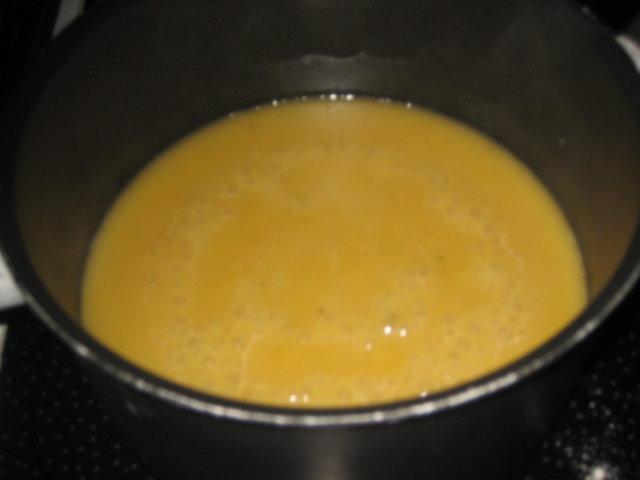 Reseptikuva: Appelsiinikastike 1