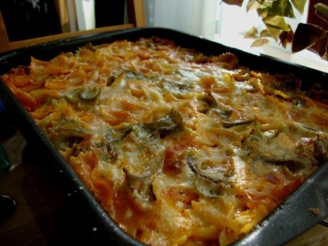 Reseptikuva: Lasagnette 1