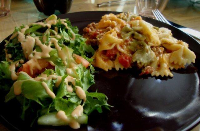 Reseptikuva: Lasagnette 2