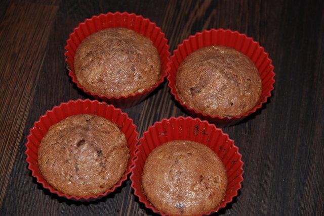 Reseptikuva: suklaa muffinit 2