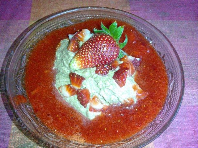 Toblerone Vaahtoa (Mousse) 1
