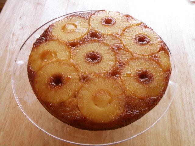 Ananaskeikauskakku 1
