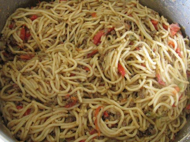 JAUHELIHAspaghetti