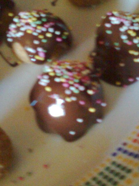 Reseptikuva: Cookie pops 1