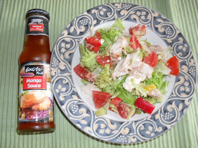 Makea kanasalaatti 2