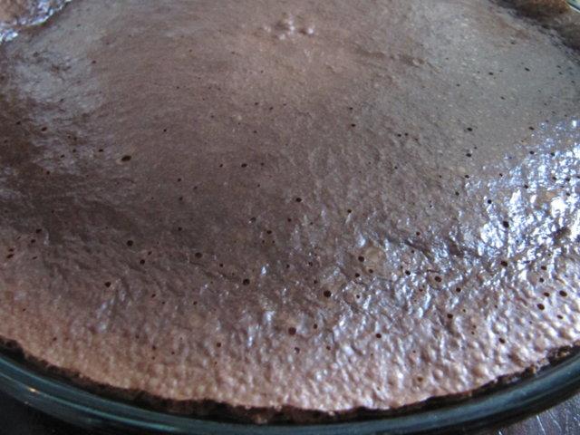 Täyteläinen suklaatorttu 1