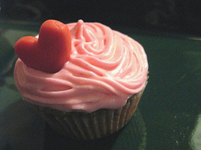 Cupcake kuorrute 1