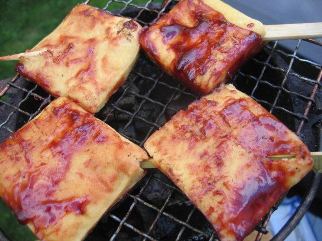 Tofuneliöt hoisinkastikkeella 1