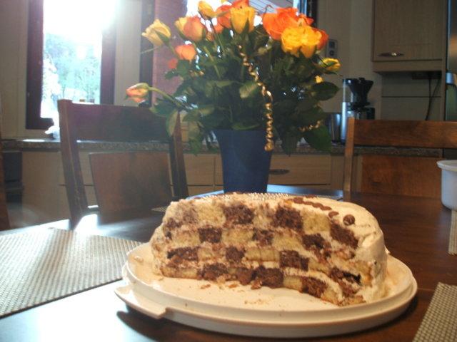 shakkiruutu- kakku 1