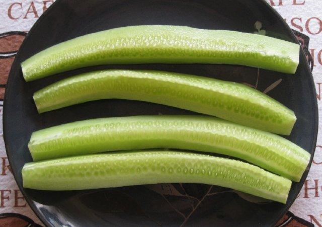 Reseptikuva: Kesäinen kurkkukastike kalalle 4