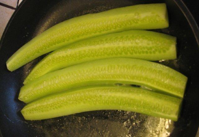 Reseptikuva: Kesäinen kurkkukastike kalalle 5