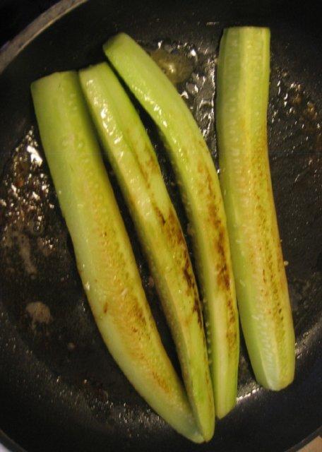 Reseptikuva: Kesäinen kurkkukastike kalalle 6