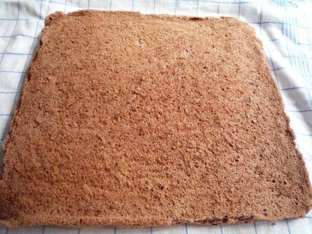 Reseptikuva: Gluteeniton suklaakääretorttu 2