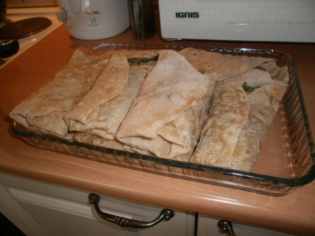 Kokonaan itse tehdyt tortillat 1