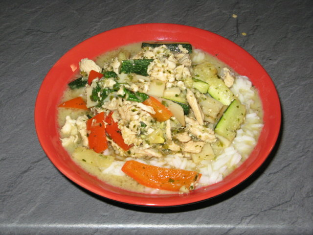 Green curry kanaa 1