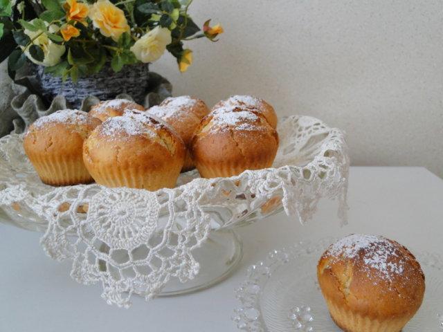 Reseptikuva: Sitruunaisetmuffinssit 1