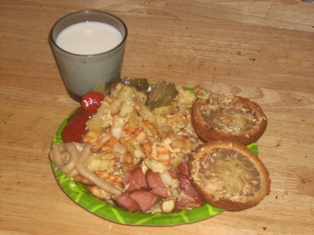 Mun Grilli lautanen EteläPohojalaasittain 2