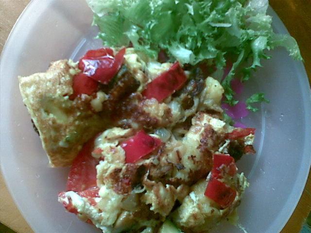 Ryynäriä Omeletissa 1
