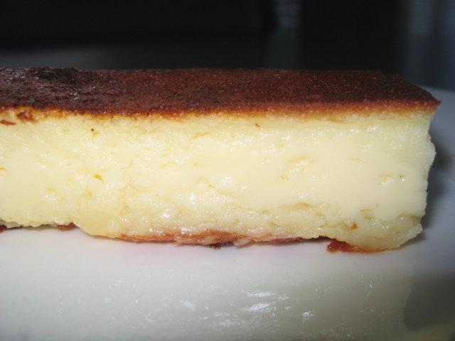 Flan pâtissier - Ranskalainen vaniljapannukakku 1