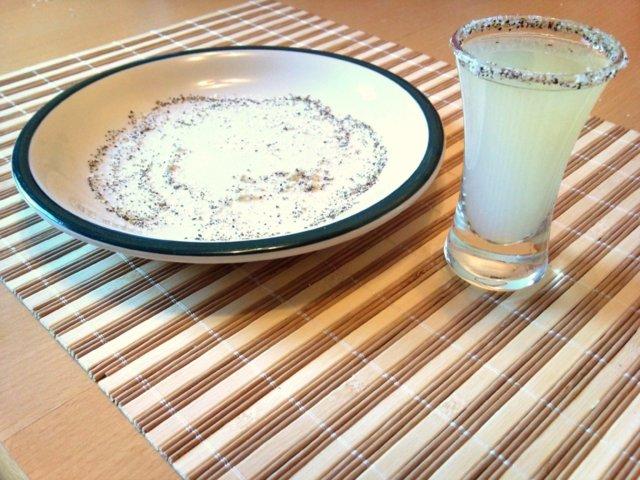 Reseptikuva: Pippuri-limeshotti 1