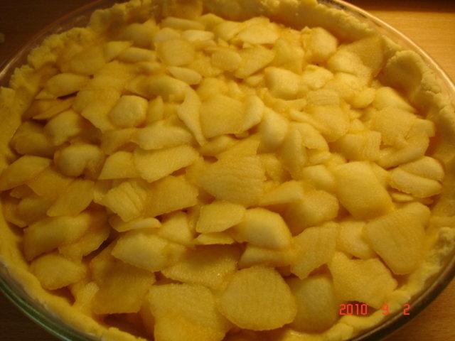 Rapea omenapiirakka 4