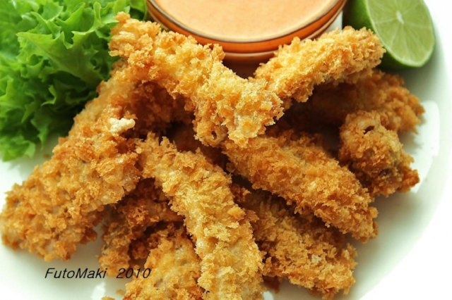 Crispy Chicken 1