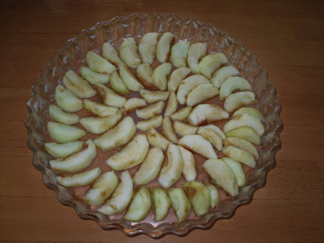 Kaura-omena paistos 5