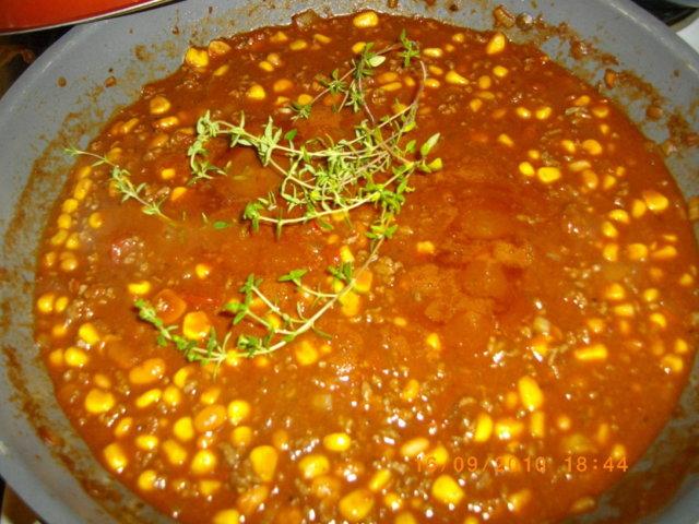 Chili Con Carne (lihapapupata) 2