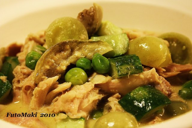 My Thai Green Chicken 1