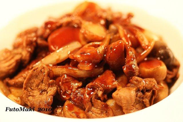 Reseptikuva: My Hoisin Beef 1