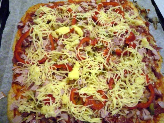 Karpparin pizzaa Laihduttajalle 2
