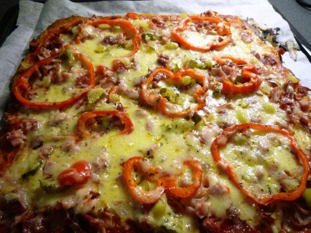 Karpparin pizzaa Laihduttajalle 3