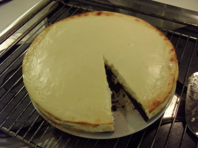Reseptikuva: Brownie juustokakku 1
