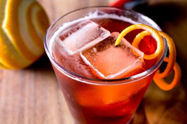 Reseptikuva: Negroni DRINKKI 1