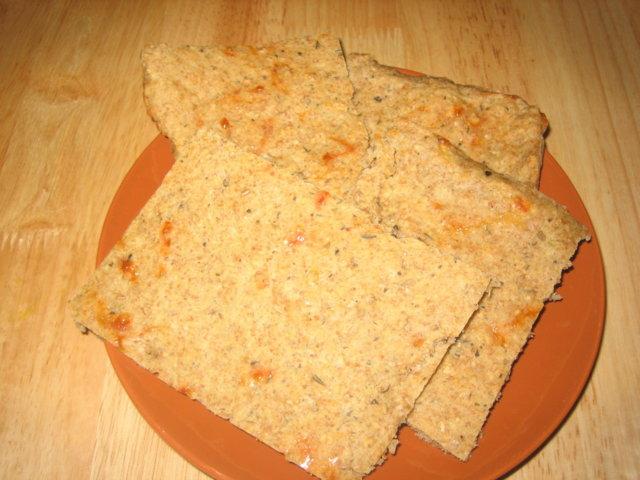Reseptikuva: Maustettu Juustoleipä 1