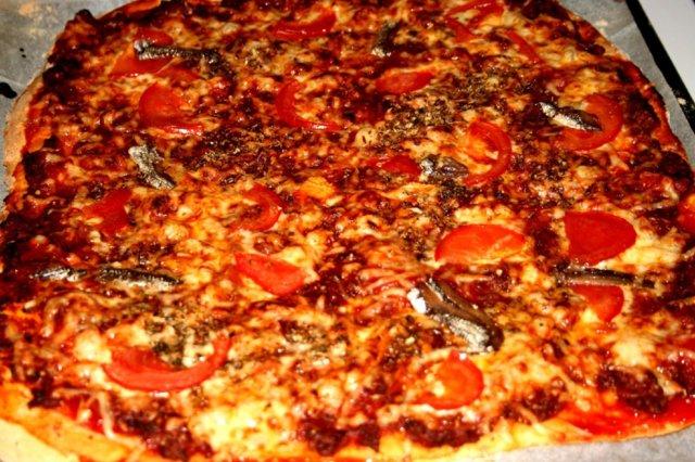 PIZZA BOLOGNESE / Maggi Mix