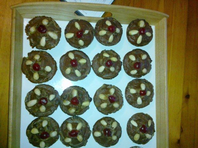 Glöggi Pirparit Muffinssi 1