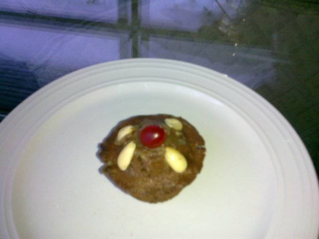 Glöggi Pirparit Muffinssi 3