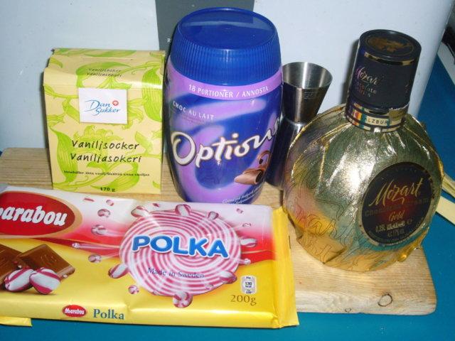 Minttusuklaakaakao - DRINKKI 2