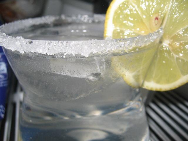 GT - Gin & Tonic sokerihuurteella 1