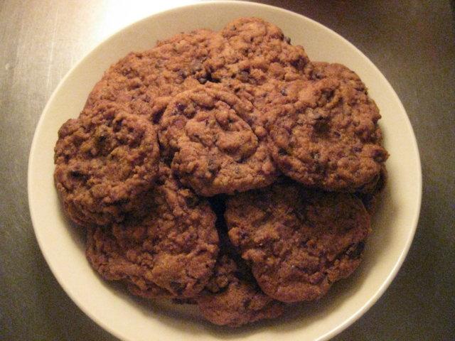 Reseptikuva: Suklaakeksit (tumma, maito, vaalea, daim tai mitä ikinä haluat) :) 1