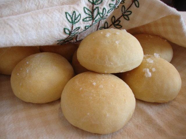 Pienet foccacine leipäset 1