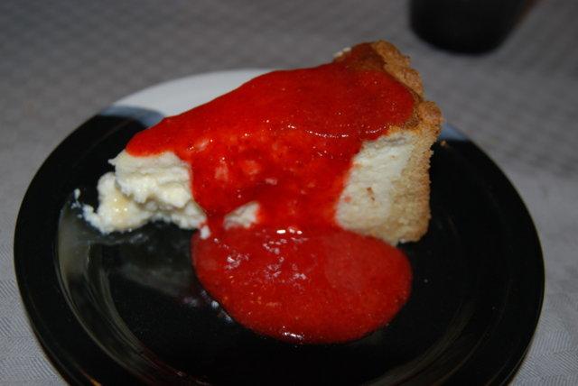 Amerikkalainen juustokakku 3