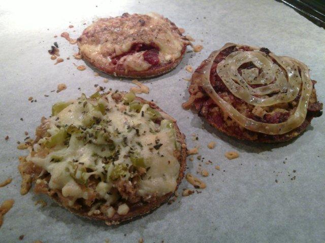 Reseptikuva: Kolme lämmintä leipää 4