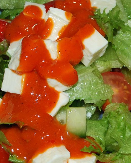 Salaattikastike Resepti