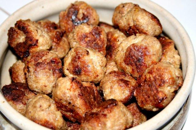 Reseptikuva: Herkulliset lihapullat 1