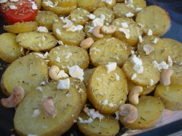 Rosmariiniperunat ja -kasvikset 1