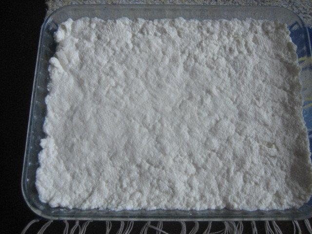 Leipäjuusto (itse tehty)