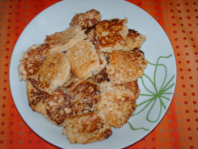 Hunajaiset broilerlihapullat 1