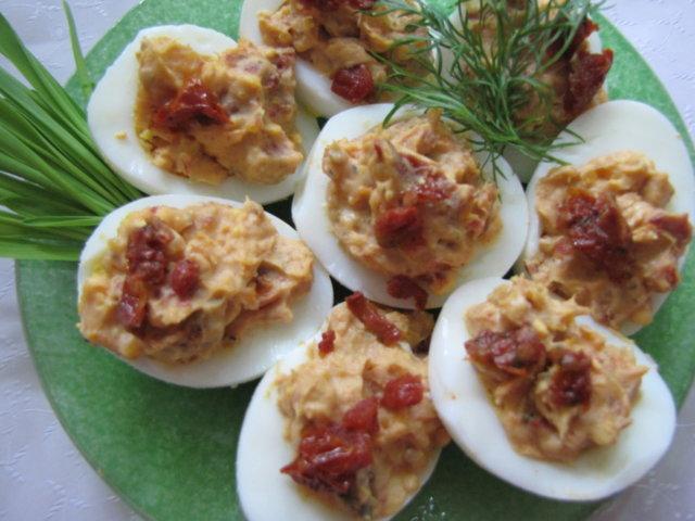 Reseptikuva: Aurinkoiset munat 1